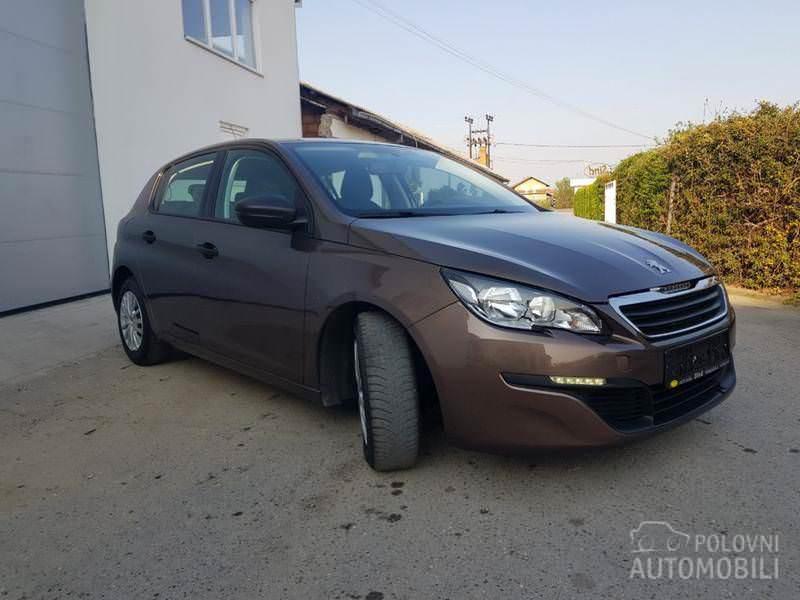 Peugeot 308 16 Bluehdi